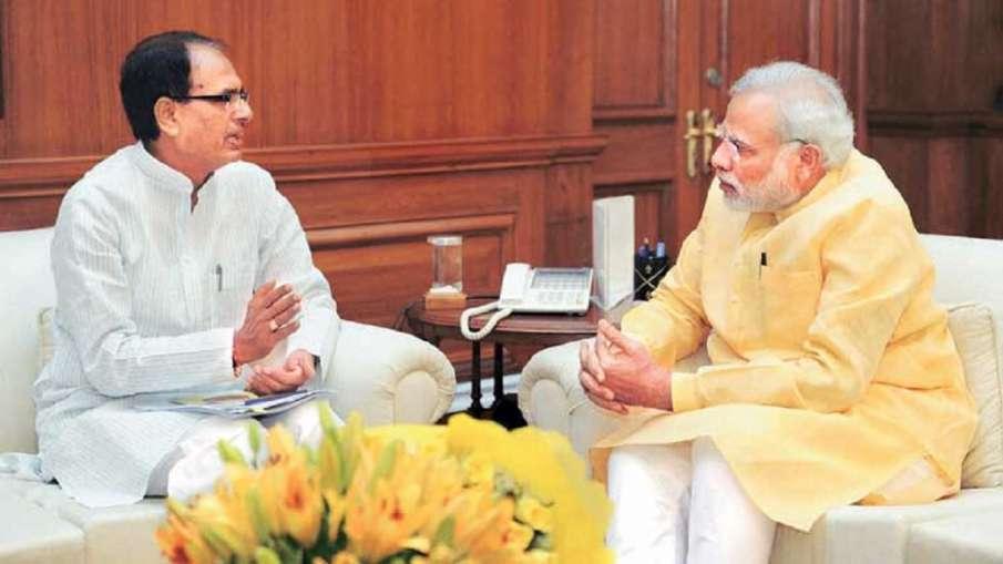 चौहान ने मोदी से कहा, मध्य प्रदेश में कोविड-19 की स्थिति अब नियंत्रण में है - India TV Hindi