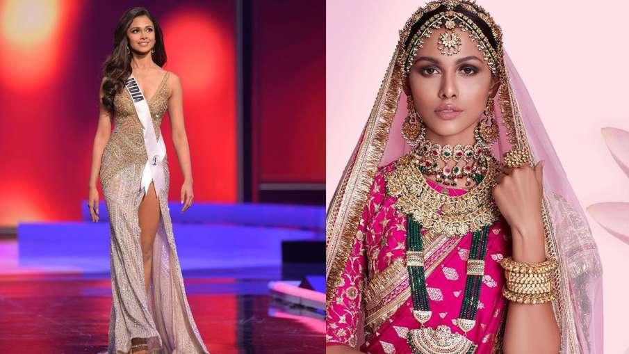 Miss Universe 2020: एडलिन कैस्टेलिनो ताज से चूकीं फिर भी जीता लोगों का दिल, देखें तस्वीरें- India TV Hindi