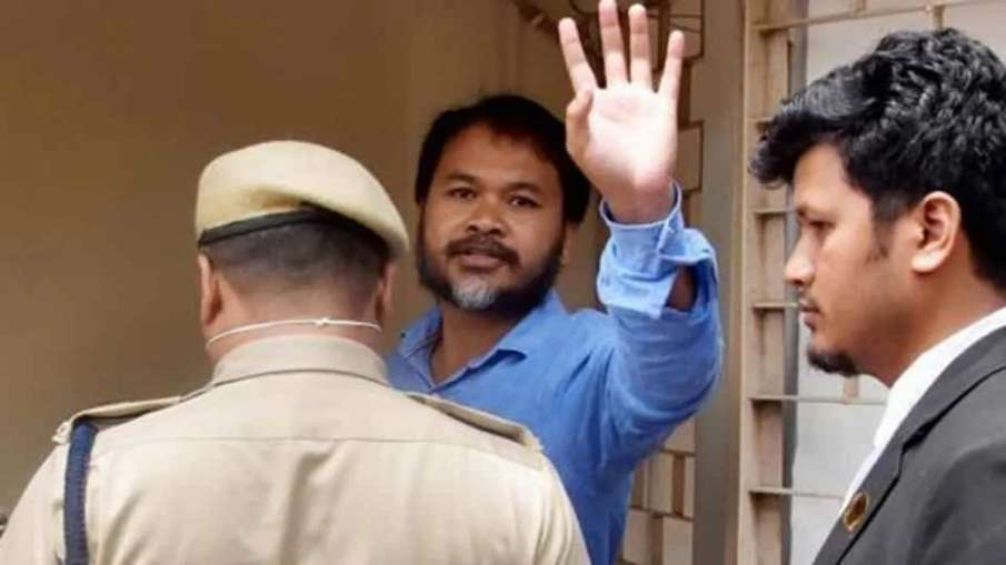 Akhil Gogoi first in Assam to win election from jail- India TV Hindi