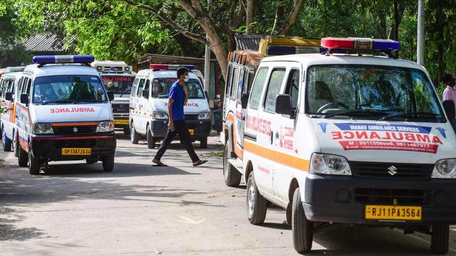 कर्नाटक: कोरोना मरीज...- India TV Hindi