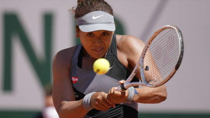 Naomi Osaka fined for not attending French Open press conference- India TV Hindi
