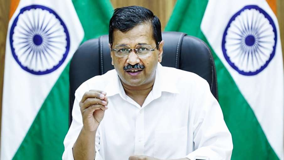 Rationcard holders in delhi will get free ration for 2 months announces kejriwal  Coronavirus in Del- India TV Hindi