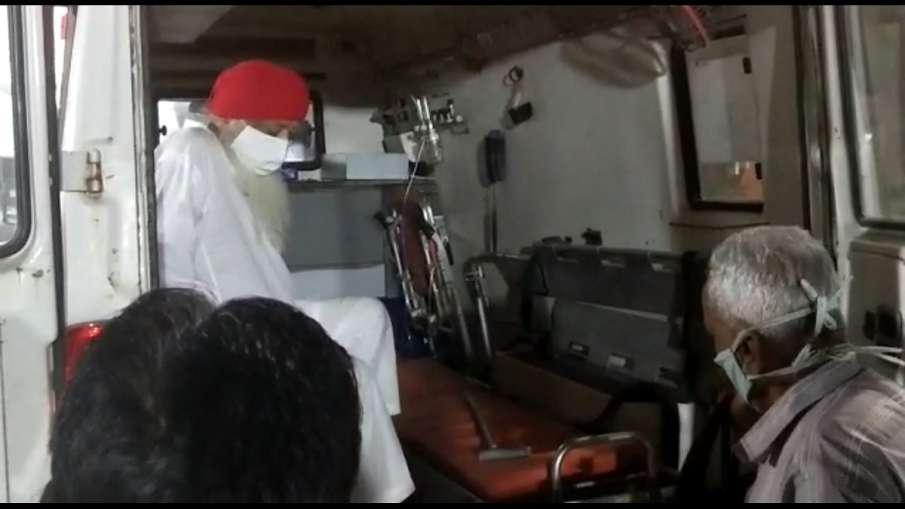 आसाराम कोरोना से संक्रमित, ऑक्सीजन लेवल हुआ कम, आईसीयू में भर्ती- India TV Hindi