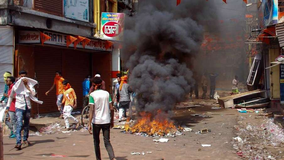 NHRC orders spot inquiry after reports of post-poll violence in West Bengal- India TV Hindi