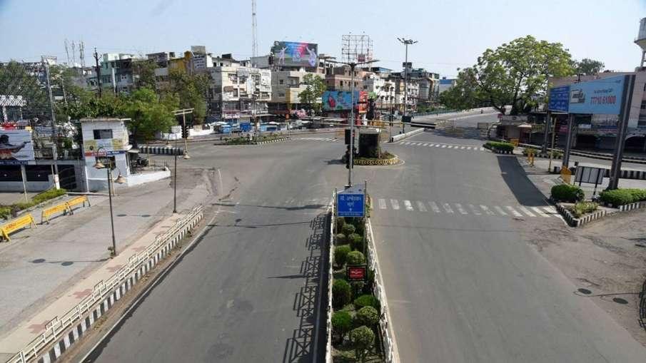 भोपाल में कोरोना कर्फ्यू 24 मई सुबह 6 बजे तक के लिए बढ़ाया गया- India TV Hindi