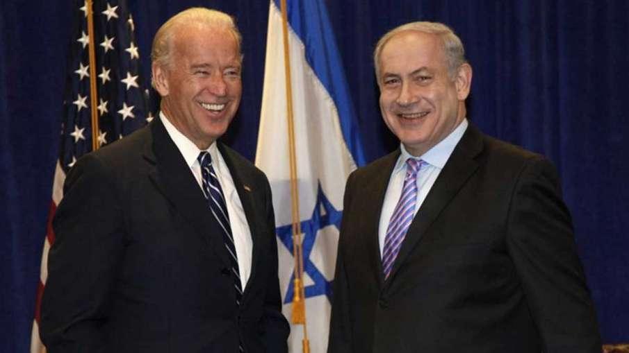 Joe Biden, Benjamin Netanyahu, Biden Netanyahu Ceasefire, Biden Netanyahu Gaza Ceasefire- India TV Hindi