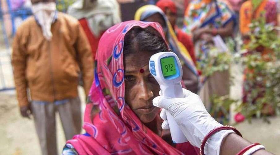 Bihar reports 14794 new coronavirus cases, 105 fatalities- India TV Hindi