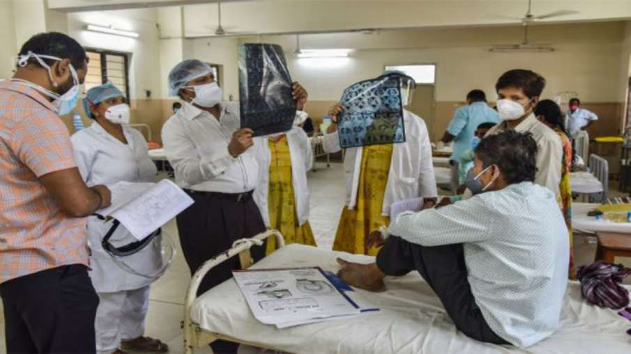 ब्लैक फंगस की पहचान...- India TV Hindi