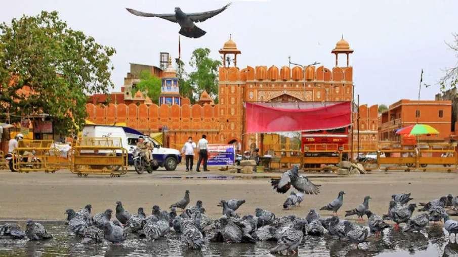 राजस्थान में 10 मई से 24 मई सख्त लॉकडाऊन लगाया गया, नए नियम लागू  - India TV Hindi