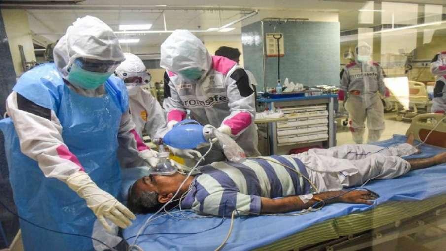 उत्तर प्रदेश में कोरोना से 303 और मरीजों की मौत, 30,317 नए मामले आए- India TV Hindi