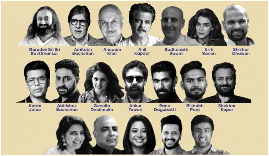 I Breathe For India Virtual Fundraiser to help India battle the Covid crisis- India TV Hindi