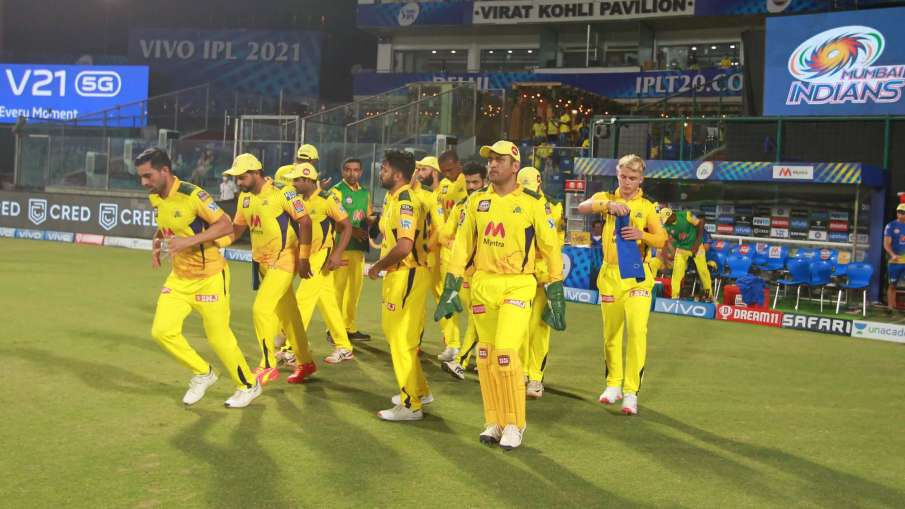 Corona entry in CSK camp after KKR, 3 members found positive Chennai Super Kings Covid-19 IPL 2021- India TV Hindi