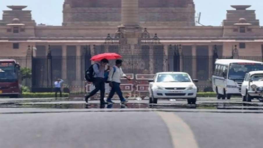 Delhi records lowest mean max temp since 2008: IMD- India TV Hindi