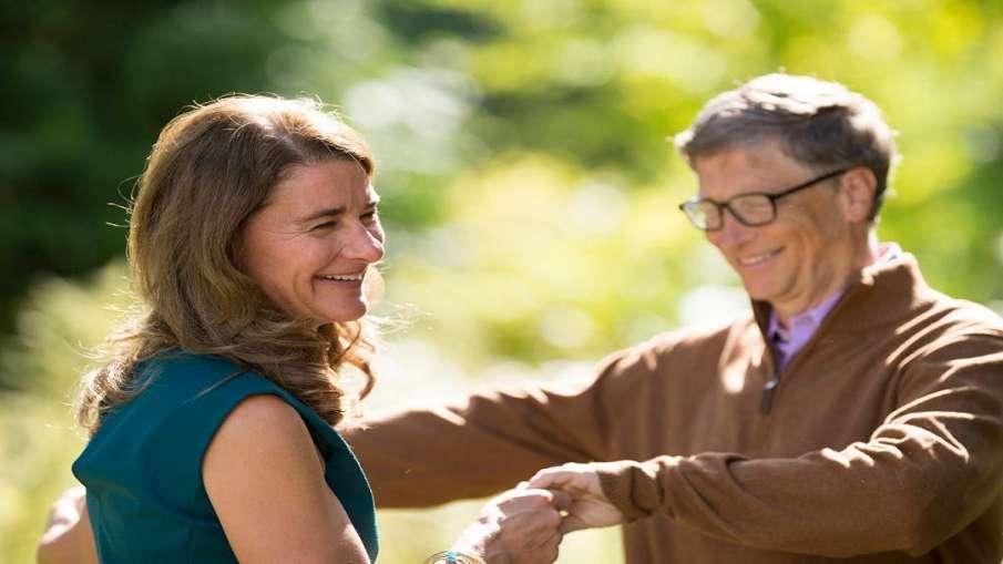 Bill Gates Melinda Gates divorce बिल और मेलिंडा गेट्स ने तलाक की घोषणा की, 27 साल की शादी को तोड़ने - India TV Hindi