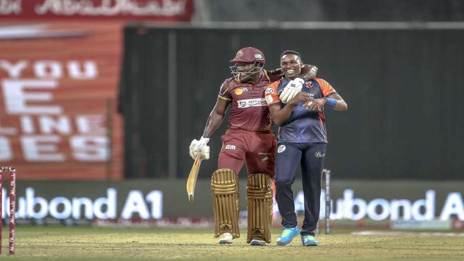अबु धाबी T10 लीग के 5वें...- India TV Hindi