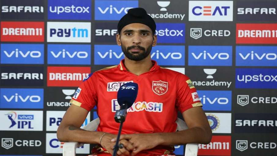 IPL 2021: बराड़ ने किया...- India TV Hindi