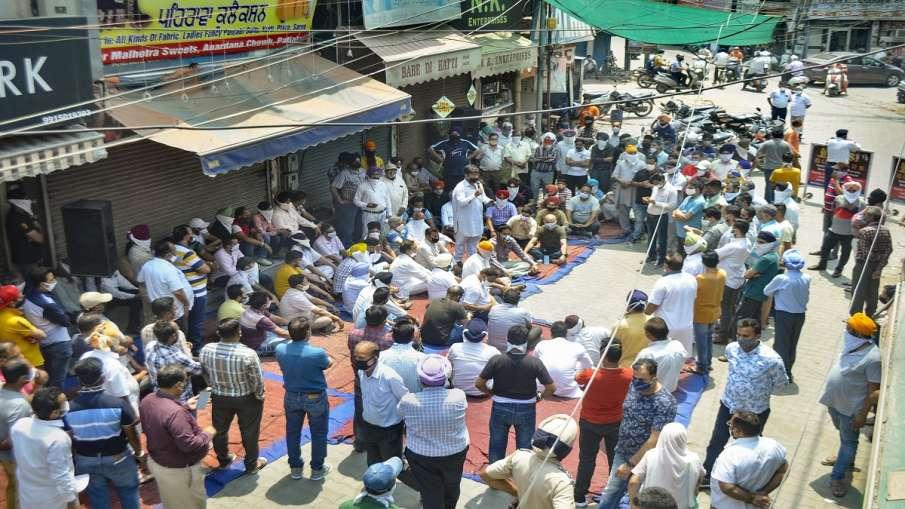 पंजाब में किसानों ने...- India TV Hindi