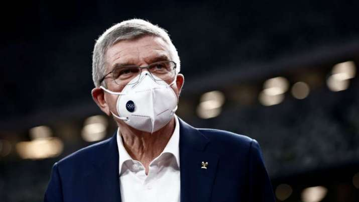 Thomas Bach Japan tour may be canceled, organizers have to face embarrassment- India TV Hindi