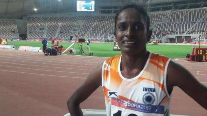 CAS rejects Gomathi's appeal against doping ban - India TV Hindi