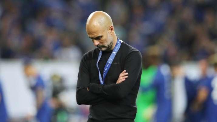 Pep Guardiola regrets loss in Champions League final- India TV Hindi