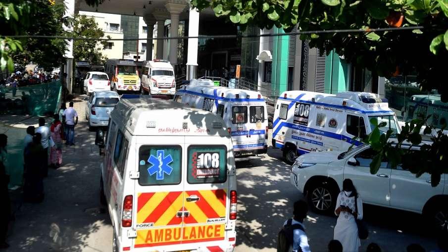 बीजेपी सांसद तेजस्वी सूर्या का गंभीर आरोप, 'अस्पतालों ने फर्जी नामों से बेड ब्लॉक किए'- India TV Hindi