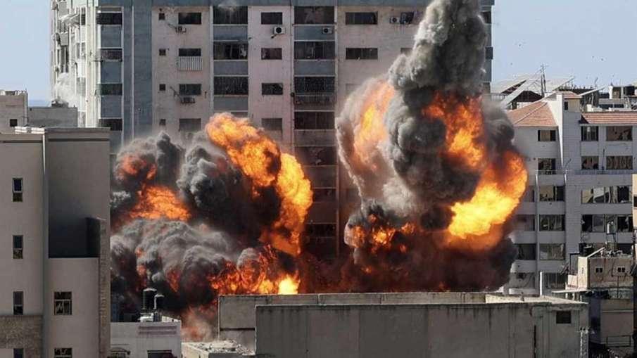 Israel-Gaza fighting, Hamas Ceasefire, Israel Hamas War Gaza, Israel Palestine- India TV Hindi