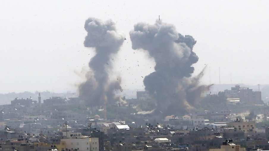 11 दिनों के खूनी संघर्ष के बाद इजराइल और हमास के बीच सीजफायर, नेतन्याहू ने सैन्य अभियान रोका- India TV Hindi