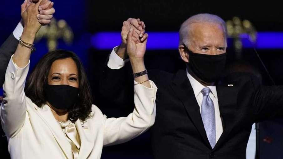 Joe Biden Salary. Joe Biden Income Tax Returns, Joe Biden Earnings, Kamala Harris Earnings- India TV Hindi