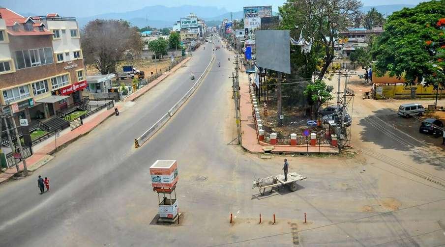 Coronavirus: Complete lockdown in Karnataka from May 10 to May 24- India TV Hindi