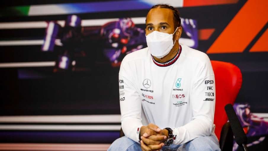 Tough race exhausts physically and mentally: Hamilton- India TV Hindi