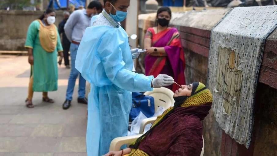 Maharashtra reports 57640 new coronavirus cases, 920 fatalities- India TV Hindi