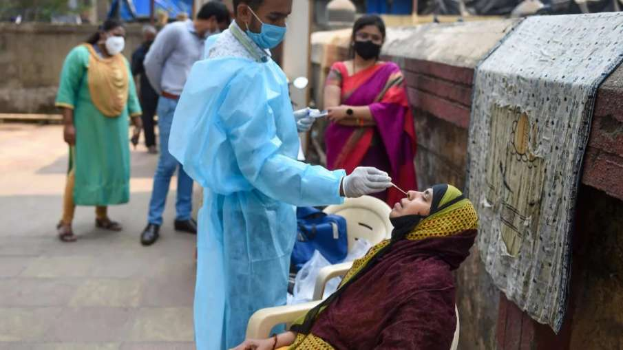 Maharashtra reports 54022 new coronavirus cases, 898 fatalities- India TV Hindi