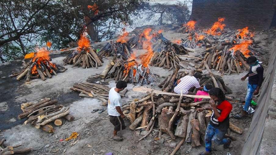 कोरोना: नगर निगम कराएगा मृतकों का निःशुल्क अंतिम संस्कार, यूपी सरकार ने दिए आदेश- India TV Hindi