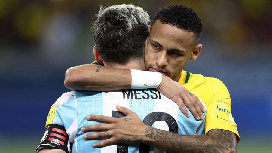 Lionel Messi and Neymar- India TV Hindi