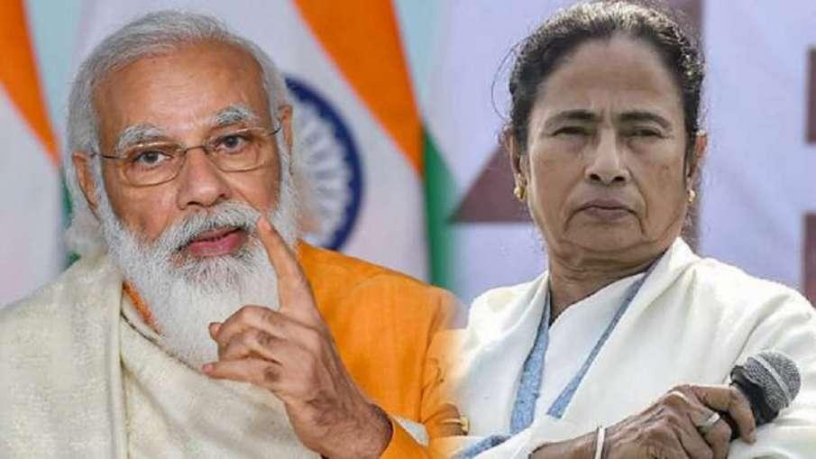 प्रधानमंत्री ने ममता बनर्जी को मुख्यमंत्री पद की शपथ लेने पर बधाई दी - India TV Hindi