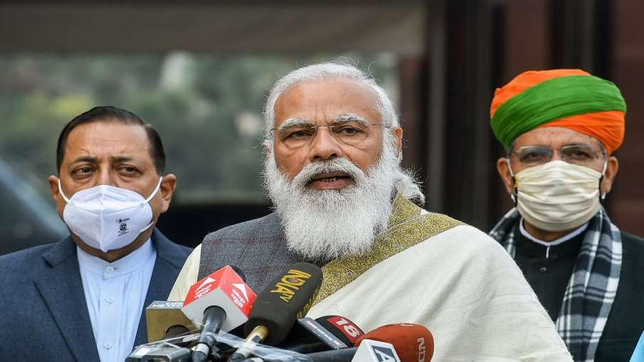 Tauktae PM Narendra Modi to visit Gujarat Diu Tauktae: प्रधानमंत्री आज गुजरात, दीव के चक्रवात प्रभाव- India TV Hindi