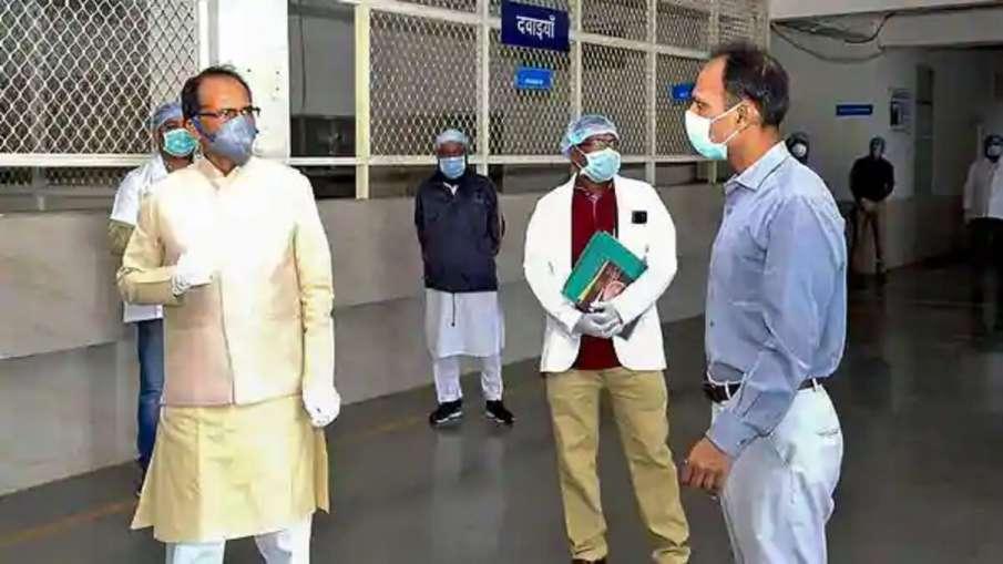 MP reports 11708 new coronavirus cases, 84 fatalities- India TV Hindi