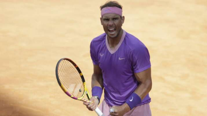 ATP Ranking: Djokovic retained first and Nadal in third place- India TV Hindi