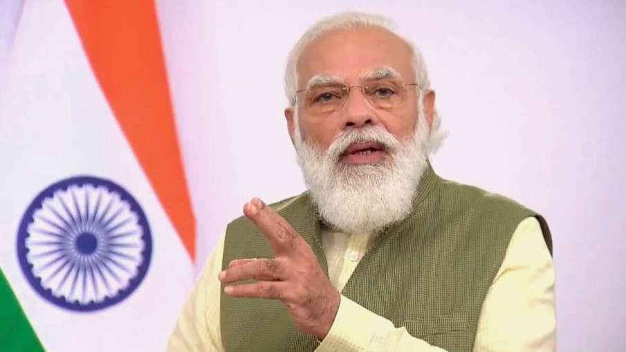 PM Modi speaks to CMs of bihar punjab karnataka uttarakhand on COVID-19 situation- India TV Hindi