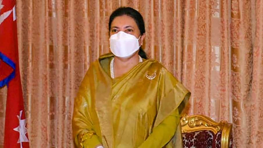 Nepal President Bidya Devi Bhandari dissolves House of Representatives- India TV Hindi