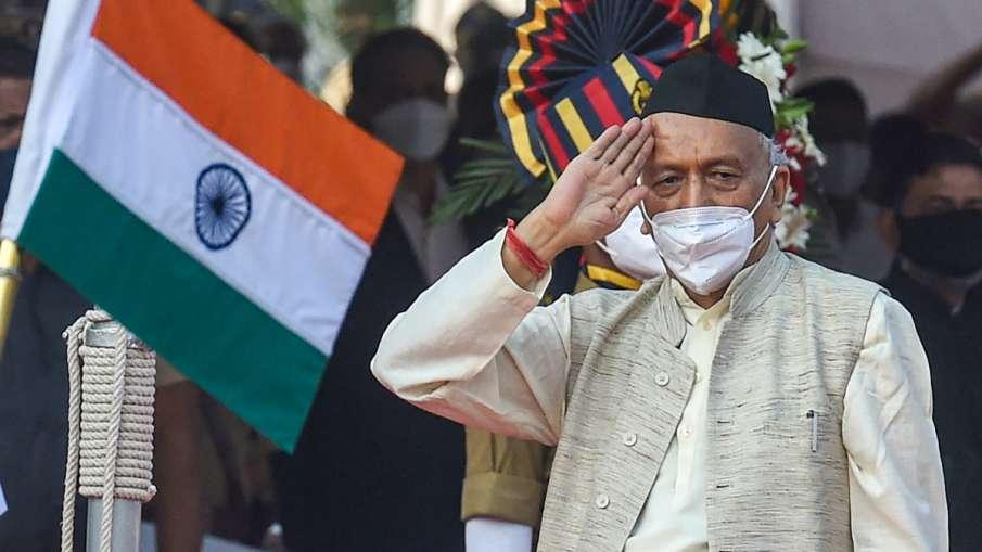 महाराष्ट्र सरकार ने टीकाकरण की गति तेज की है: राज्यपाल भगत सिंह कोश्यारी- India TV Hindi