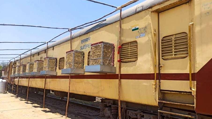 कोरोना के खिलाफ रेलवे ने तेज की जंग, 7 राज्यो के 17 स्टेशनों पर तैनात किए कोच- India TV Hindi