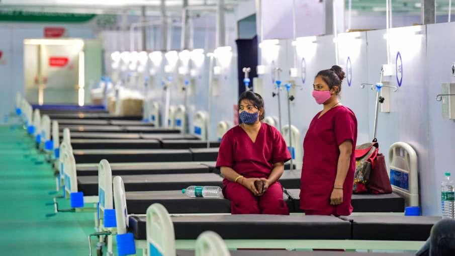 उत्तर प्रदेश: नए कोरोना मामलों के मुकाबले ढाई गुना मरीज हुए ठीक- India TV Hindi