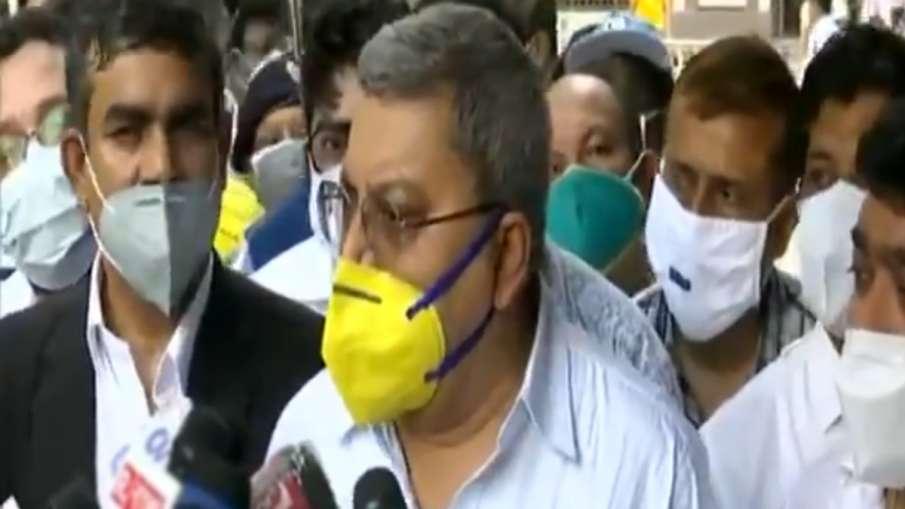 शर्मनाक! TMC सांसद ने बंगाल के राज्यपाल को दी 'गालियां', सनकी और पागल कुत्ता बताया- India TV Hindi