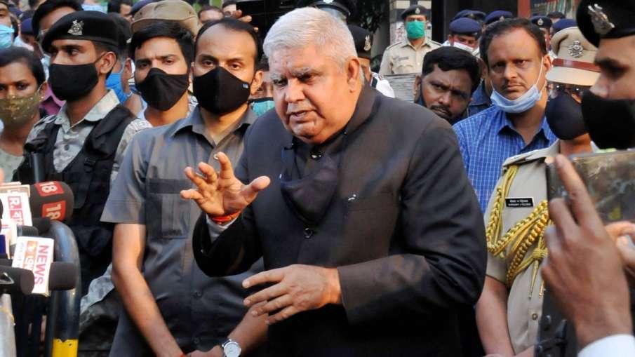 बंगाल में कानून पूरी तरह खत्म, अराजकता फैली: TMC नेताओं की गिरफ्तारी के बाद प्रदर्शन पर बोले राज्यपा- India TV Hindi
