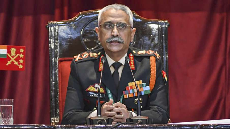 Indian Army के आधुनिकीकरण पर बोले सेना प्रमुख नरवणे, कहा- सही चल रहा है काम- India TV Hindi