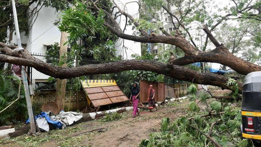 कमजोर हुआ चक्रवाती...- India TV Hindi