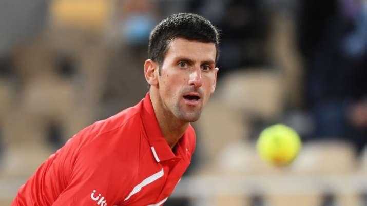 Djokovic won 83rd career title by defeating qualifier- India TV Hindi