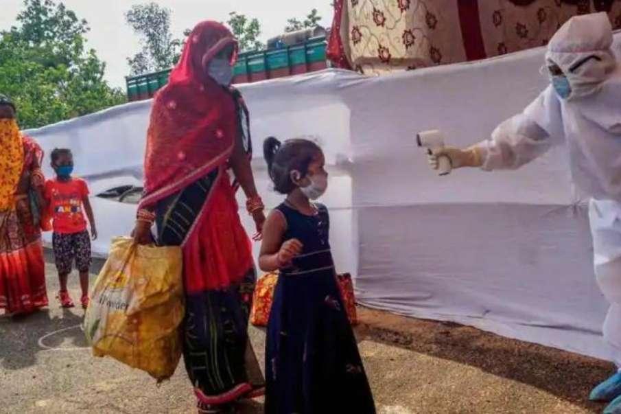 Odisha registers 10,031 new COVID-19 cases, 17 more fatalities- India TV Hindi