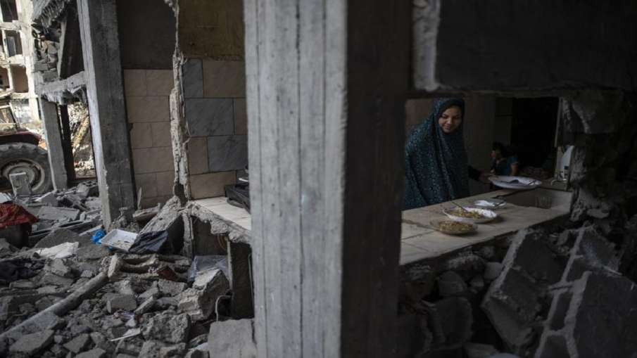 Palestinians claim victory as Gaza truce faces early test, Israel warns Hamas- India TV Hindi
